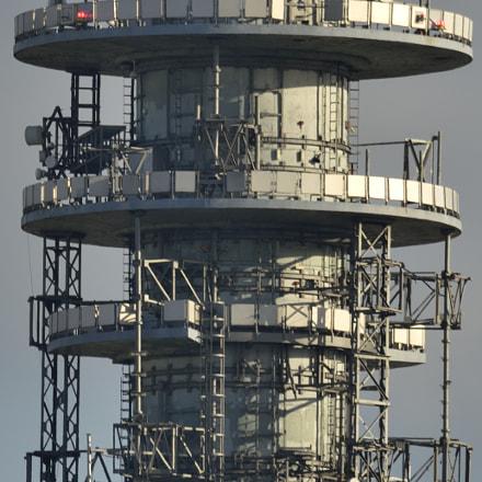 BT Tower, Nikon D3300, Sigma 150-600mm F5-6.3 DG OS HSM | C