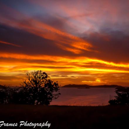 A Thursday Island sunset, Panasonic DMC-FS7