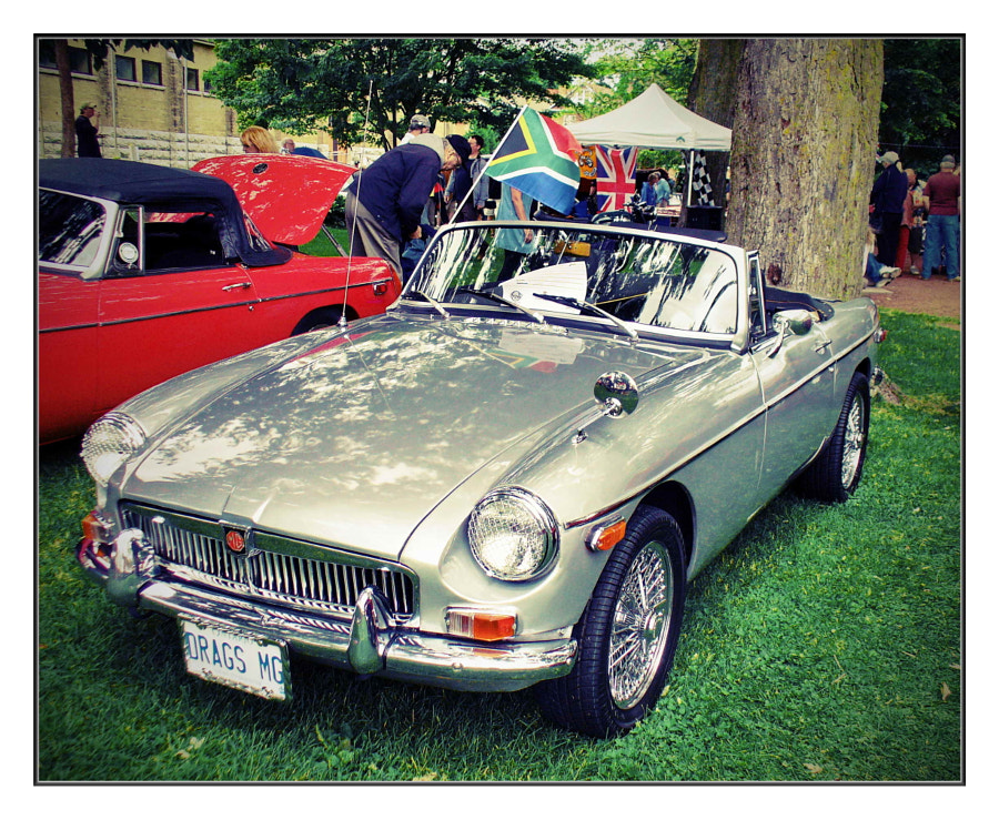 MGB Magic Silver