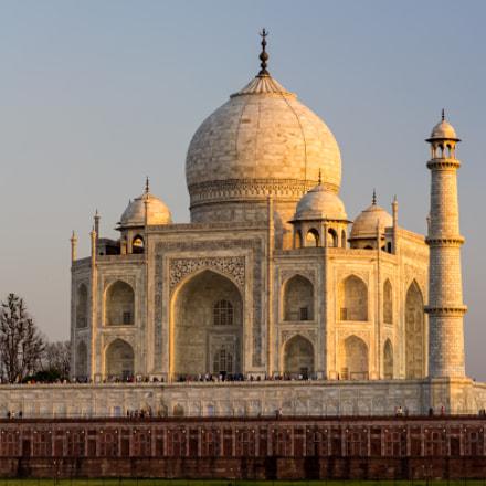Taj Mahal, Pentax K-5, smc PENTAX-DA 70mm F2.4 Limited