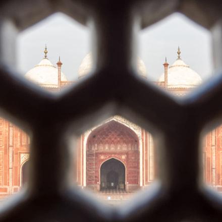 Taj Mahal, Pentax K-5, smc PENTAX-DA 12-24mm F4 ED AL [IF]