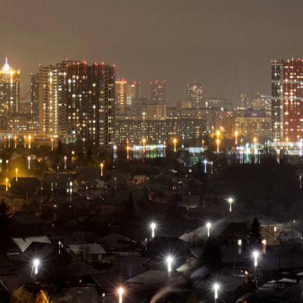 Novosibirsk, Nikon COOLPIX P7700