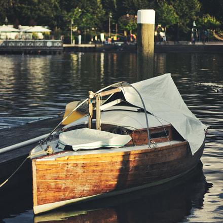 Das Boot, Canon EOS 600D, Canon EF 50mm f/1.8 II