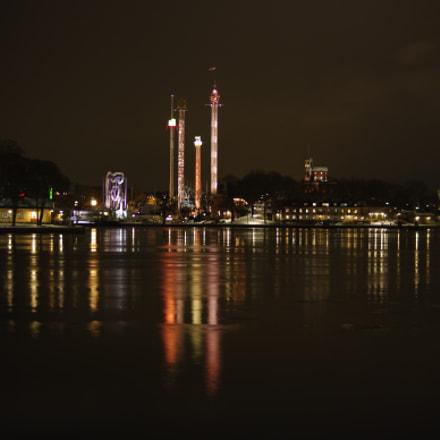 Stockholm night, Pentax K20D, smc PENTAX-DA 50-200mm F4-5.6 ED WR