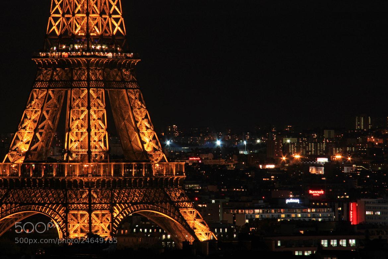 Photograph Tour Eiffel by Jacky CW on 500px