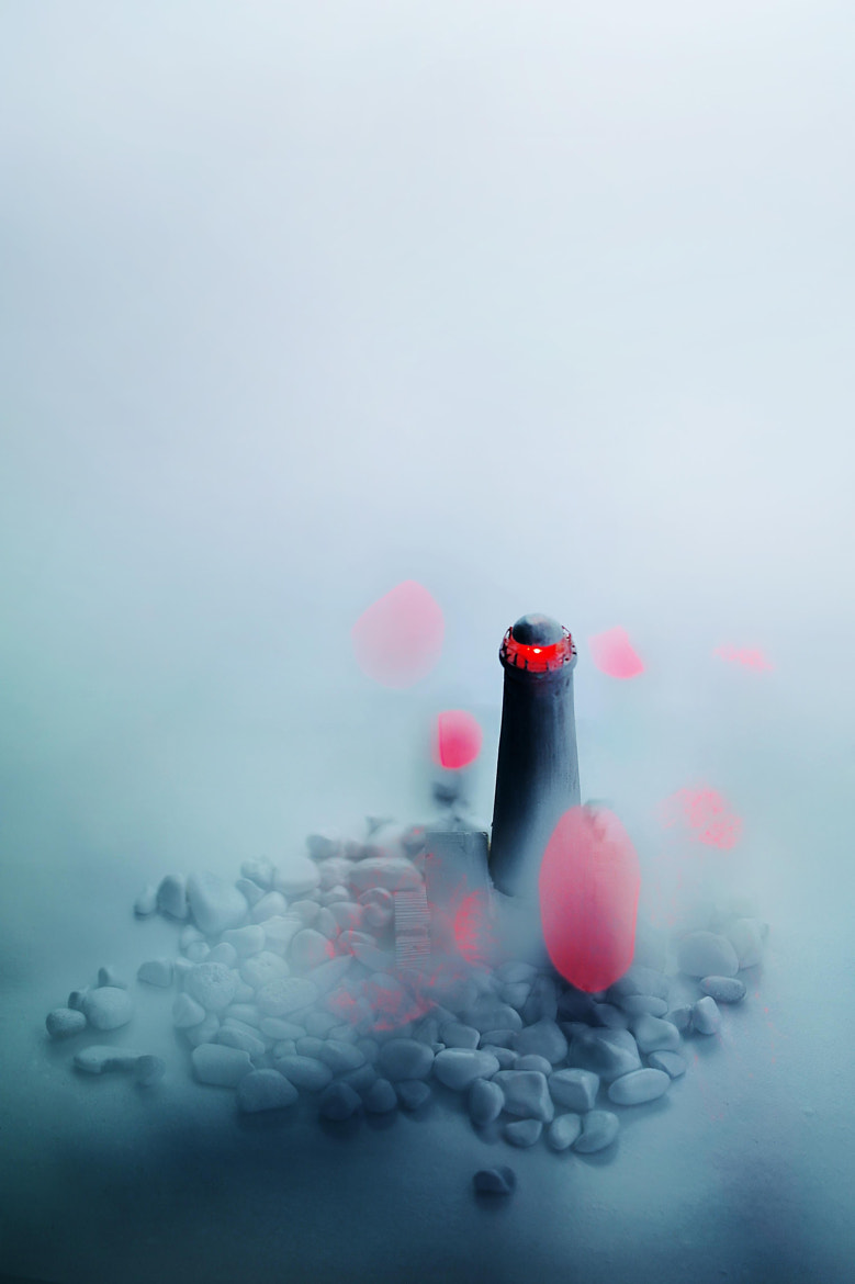 Photograph Mist and Lighthouse by Dina Belenko on 500px