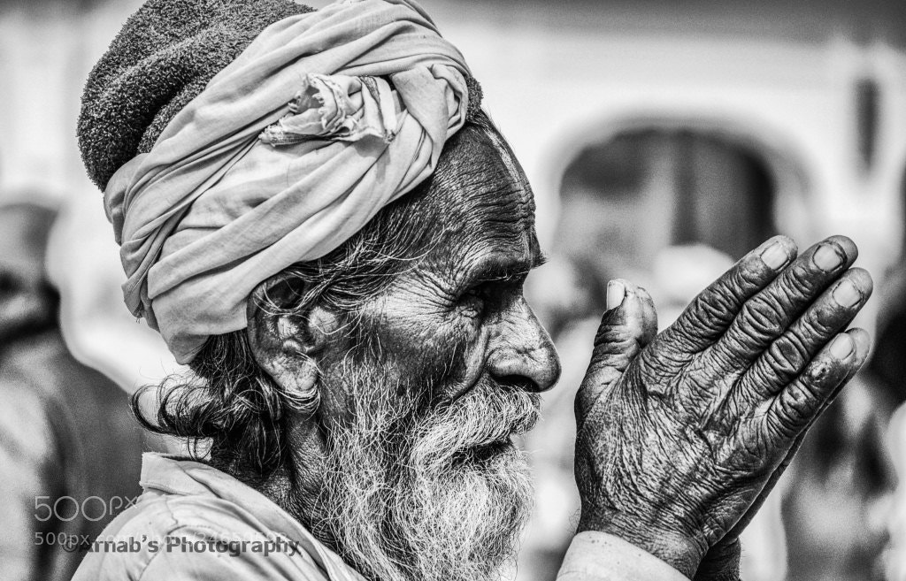 Photograph Communicating with the respected god by Arnab Ghosh on 500px