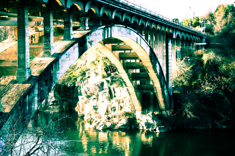 Photograph Rainbow Bridge Folsom by Ken Martin on 500px