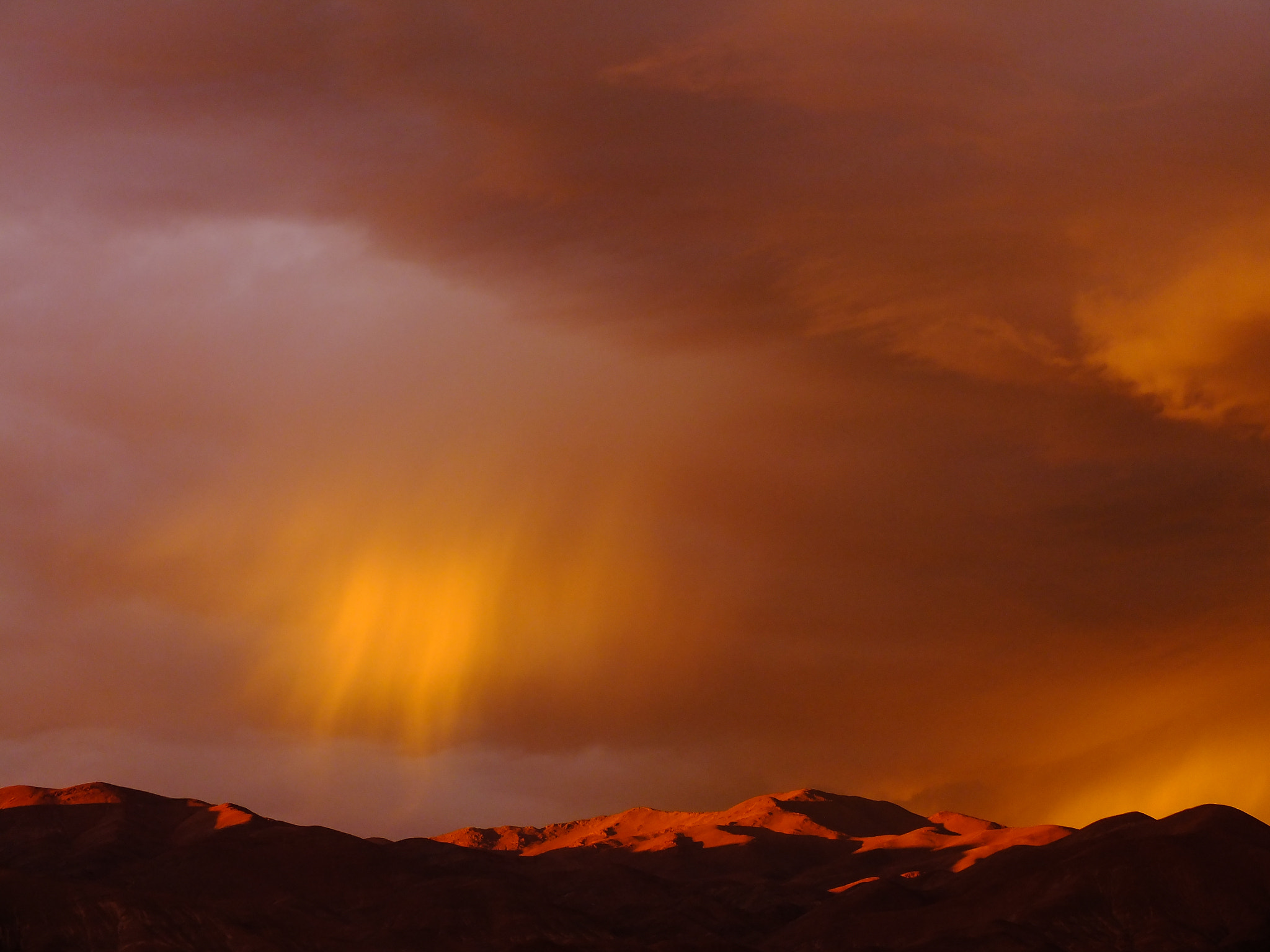Photograph Clouds in the desert by Itamar Chavez Tapia on 500px