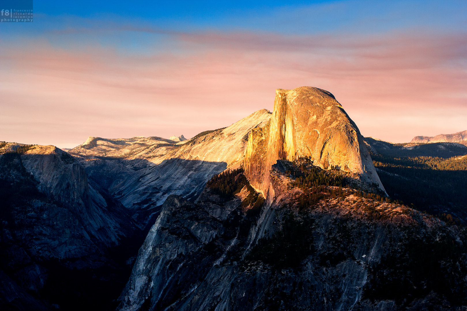 Photograph Half Dome - Glacier Point by Francesco Riccardo Iacomino on 500px