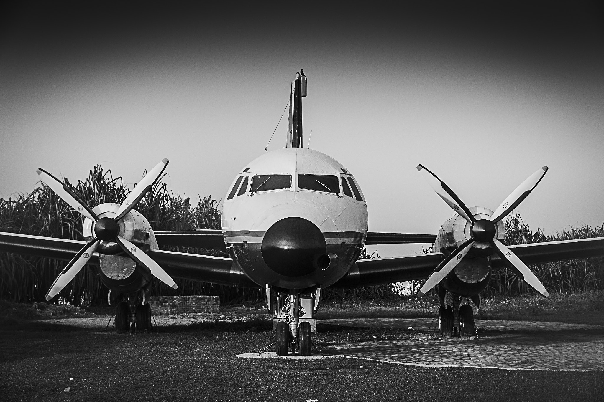 Photograph Hawker Siddeley HS748 by Son of the Morning Light on 500px