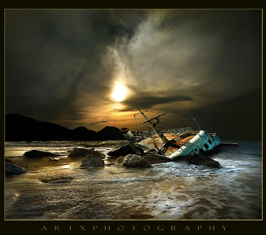 Photograph the wreck by Art X  on 500px
