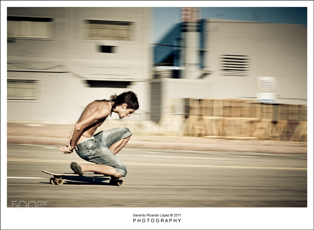 Photograph Longboard by Gerardo Ricardo on 500px