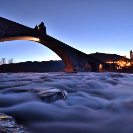 Ponte gobbo, Nikon D500, Sigma 10-20mm F4-5.6 EX DC HSM
