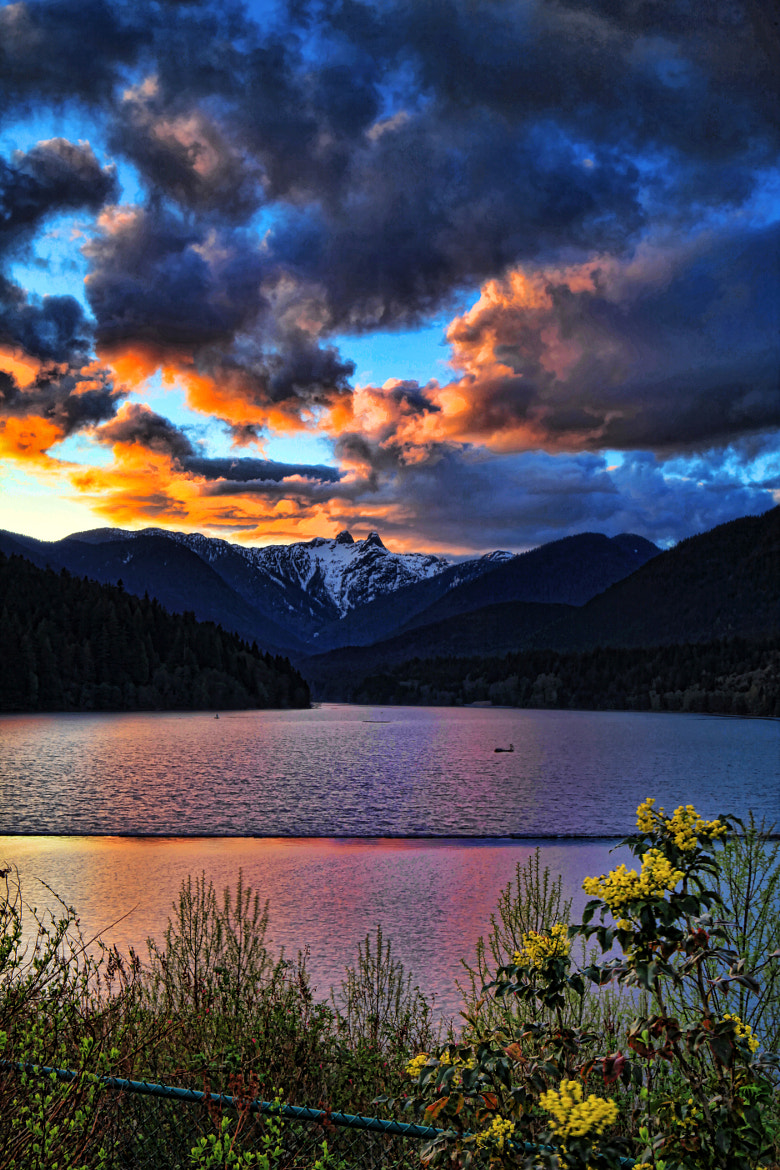 Photograph Capilano Lake  by Alan  on 500px