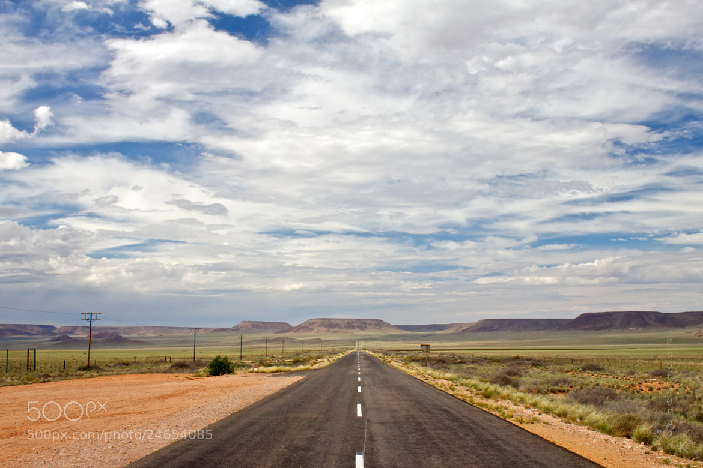 Photograph Heading for Lüderitz by Katrin Gerchel on 500px