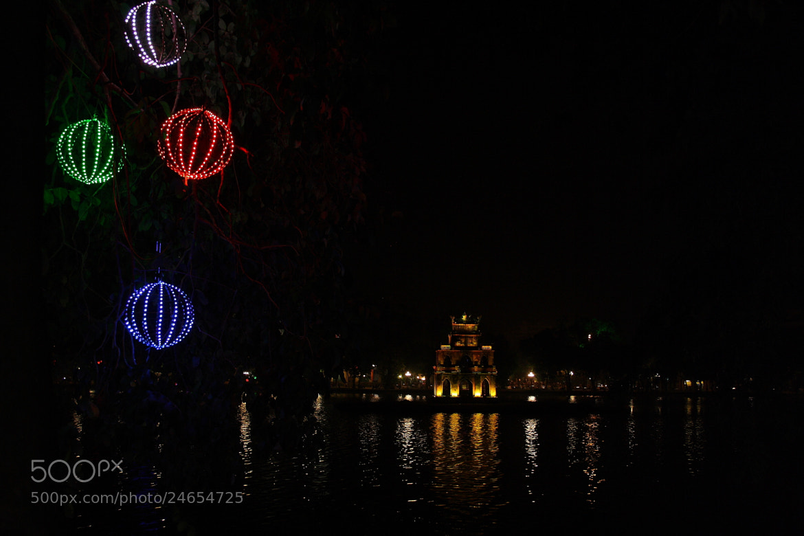 Photograph Hoan kiem lake by Pranab Ghosh on 500px