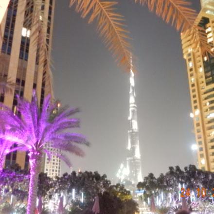 Dubai( khalifa), Nikon COOLPIX S9700
