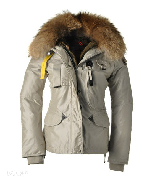Parajumpers New Denali Women Jackets Ivory