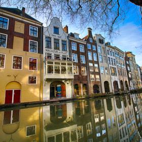 Dutch Canal Utrecht