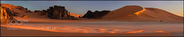 Photograph Sahara, Algeria by Yury Pustovoy on 500px