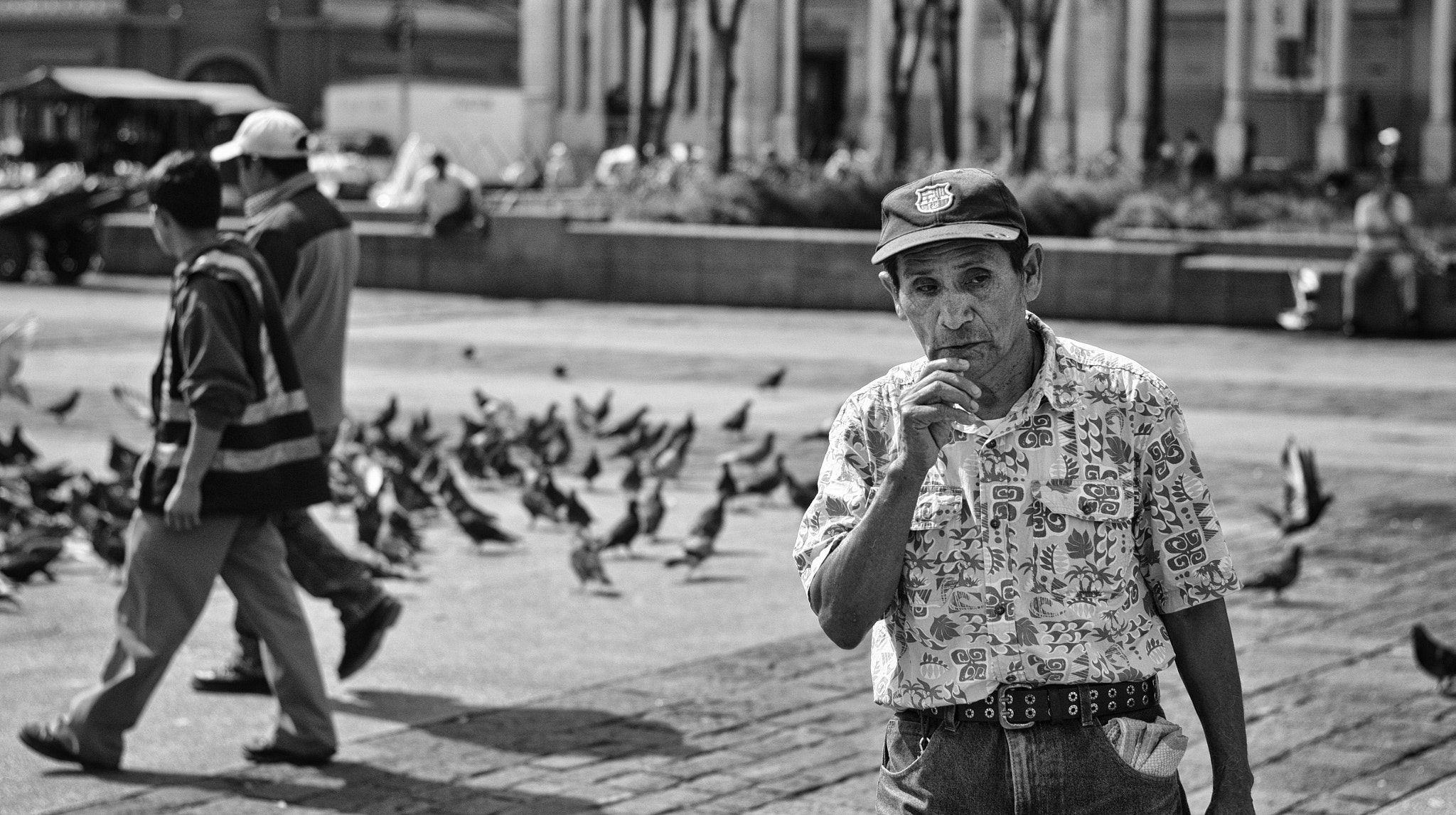Photograph The thinker by Pedro Santiago on 500px