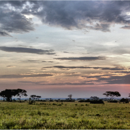Uganda Landscape, Nikon COOLPIX P6000