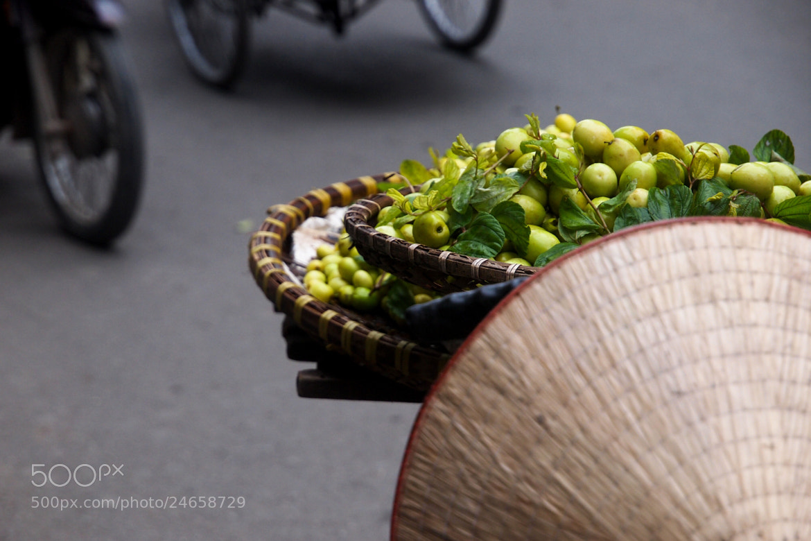 Photograph Hanoi Street Seller by Jodie Taylor on 500px