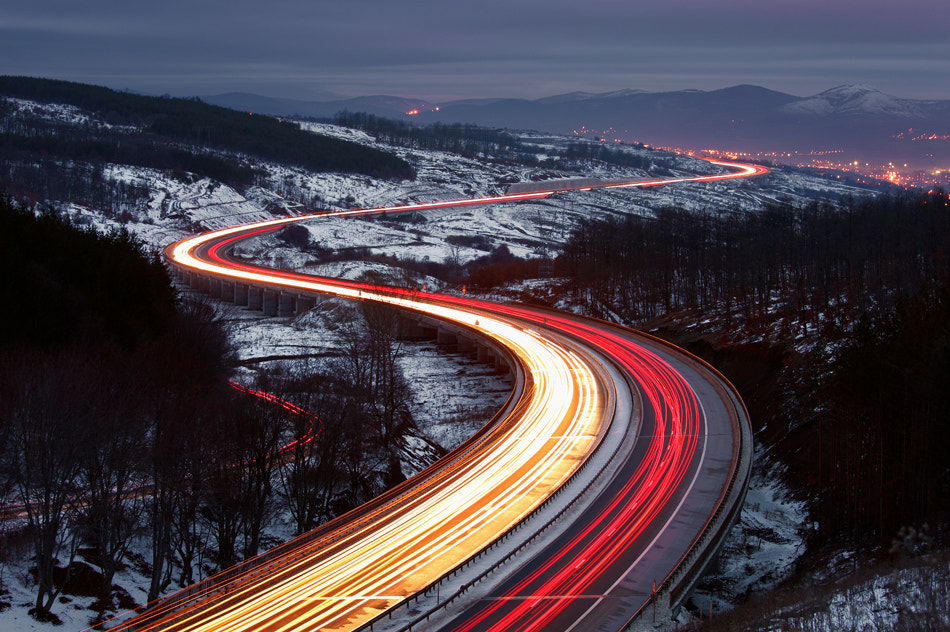 Photograph The Highway by Pavel Pronin on 500px