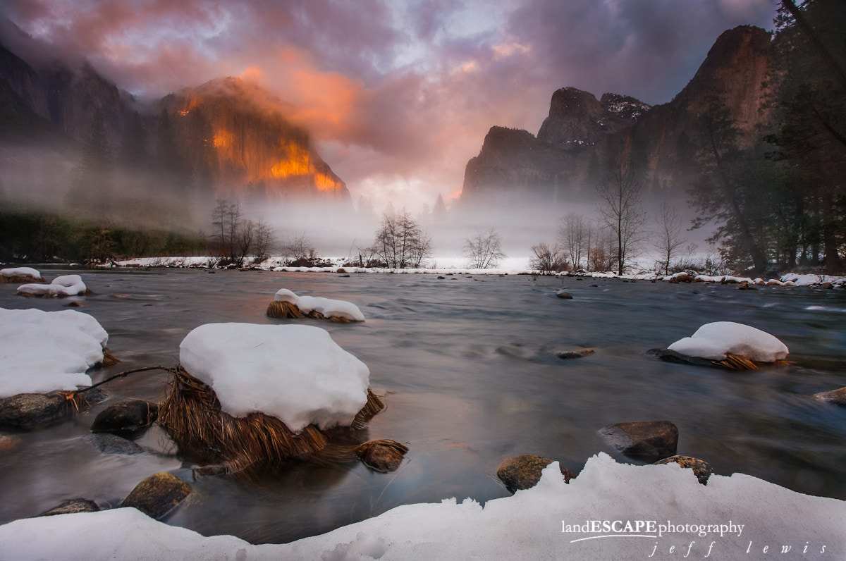 Photograph A Midwinter Night's Dream by Jeff Lewis on 500px
