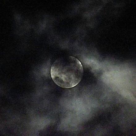 Lua de lobisomem, Fujifilm FinePix S2970
