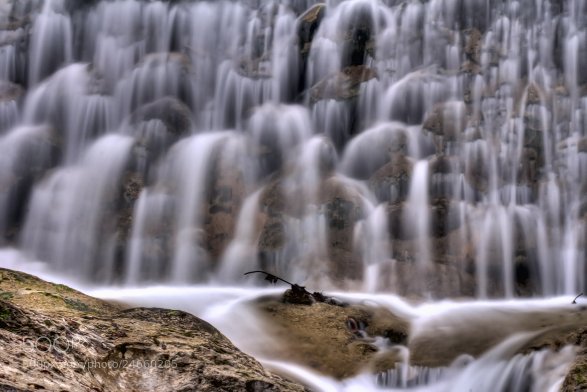 Photograph Silky waterfall by Devid Strazzante on 500px