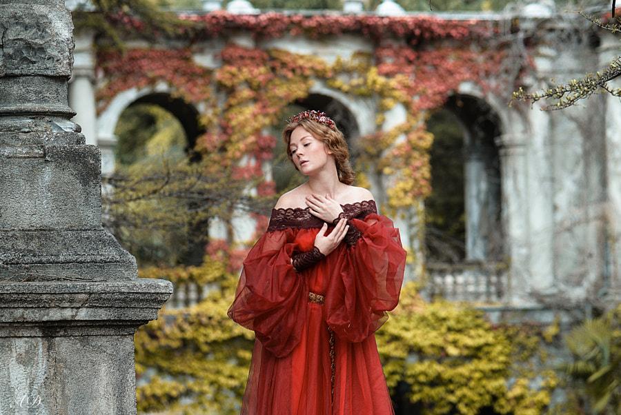 Pre-Raphaelite by Dmitry Levykin on 500px.com
