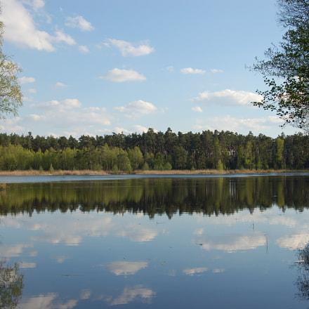Lake, Nikon D50, AF-S DX Zoom-Nikkor 18-55mm f/3.5-5.6G ED