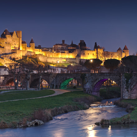Carcassonne, Canon EOS 70D, Canon EF-S 17-55mm f/2.8 IS USM