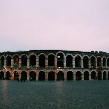 Arena di Verona, Canon EOS 700D, Canon EF 50mm f/1.8