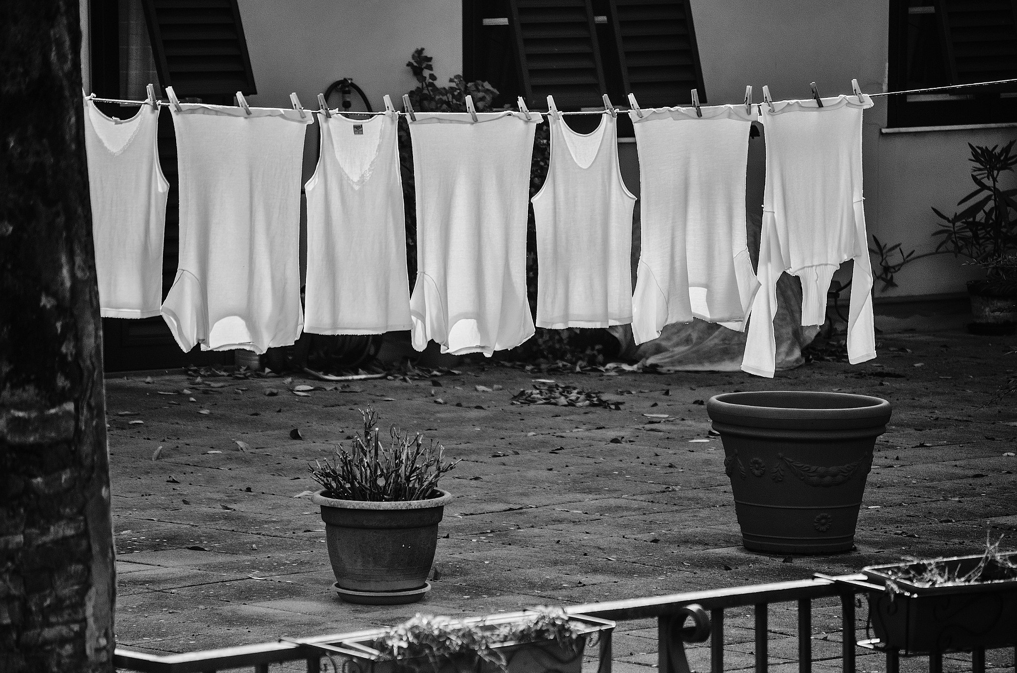 Photograph The laundry by ilaria massarelli on 500px