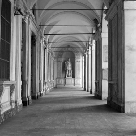 Portico Palazzo di Citt, Fujifilm FinePix F30