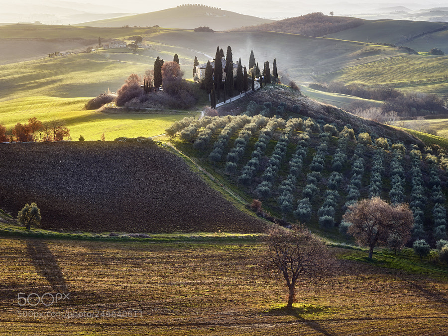 Val d'Orcia Italy