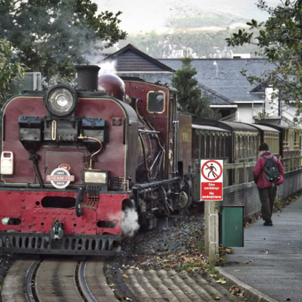 Welsh Highland Railway, Fujifilm FinePix S3400