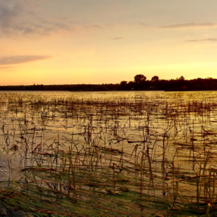 on the lake, Sony DSC-P200