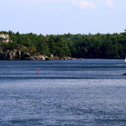 Ten thousand island2, Canon EOS DIGITAL REBEL XS, Canon EF-S 55-250mm f/4-5.6 IS