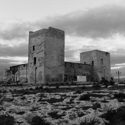 San Michele Castle, Canon EOS 100D, Canon EF-S 18-55mm f/3.5-5.6 IS STM