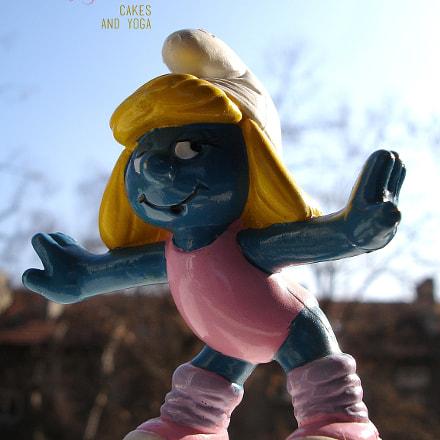 Smurfette, Sony DSC-P200