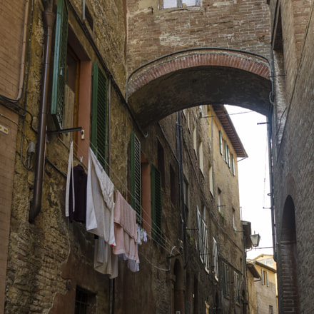 Paseando por Siena..., Nikon COOLPIX A