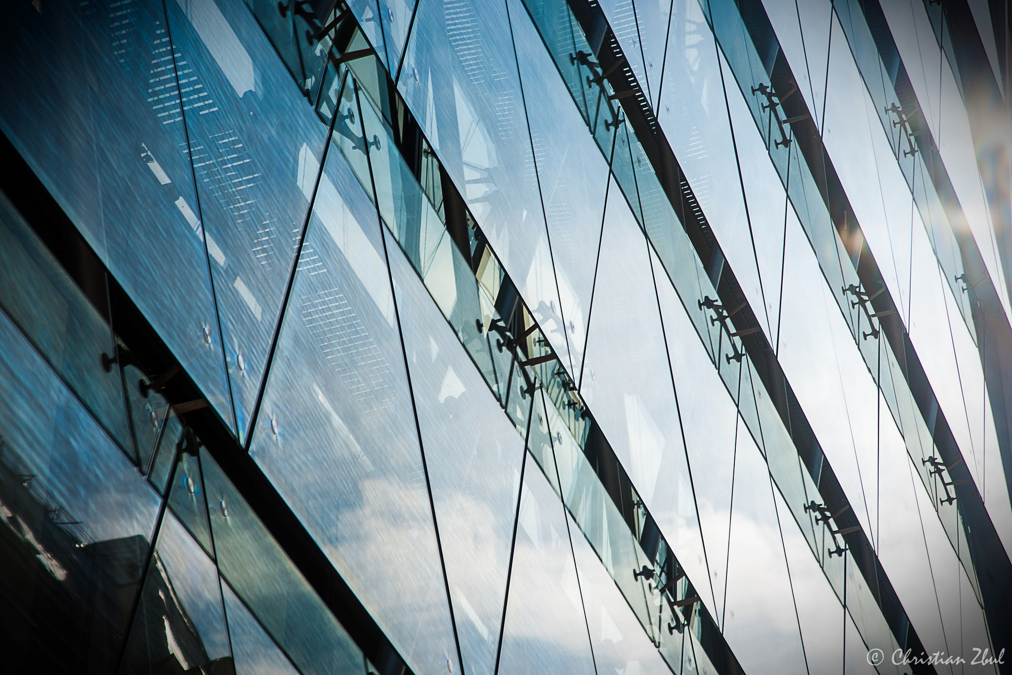 Photograph The glass facade! by Christian Zbul  on 500px