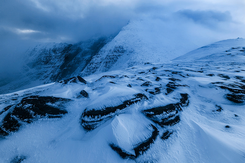 Photograph An Teallach by Tobias Richter on 500px