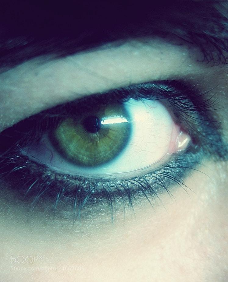 Photograph Eye by Marta Gámez Medina on 500px