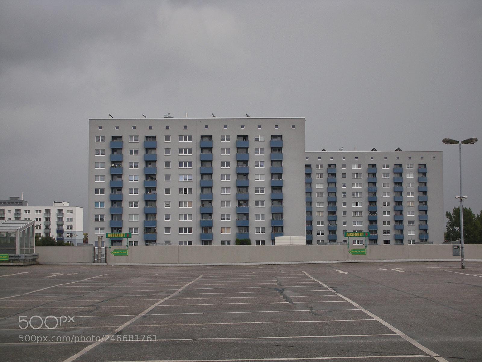 "Nikon COOLPIX S8 sample photo. ""Blocks, wilhelmsburg - hamburg 2017"" photography"
