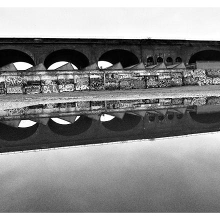 Railway bridge, Canon POWERSHOT G5 X